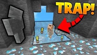 getlinkyoutube.com-INSANE CAMO TROLLING TRAP! (Minecraft SKY WARS CAMO TROLLING)
