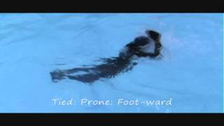 Swimming with the Hands and Feet Tied: The Complete Cycle