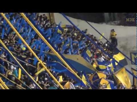 LA 12 / Final Boca Corinthians / DESDE LA TRIBUNA