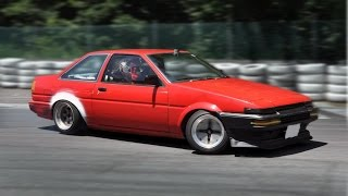 getlinkyoutube.com-Buying and drifting an AE86 in Japan - Noriyaro Ep. 2