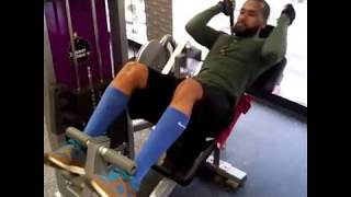 getlinkyoutube.com-Abs Workout. 12 Minutes Abs @T Planet Fitness Dominican Republic