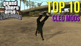 getlinkyoutube.com-GTA San Andreas - Top 10 CLEO Mods