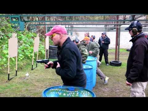 Kapap ICPS Instinctive Combat Point Shooting