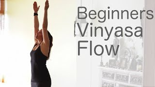 getlinkyoutube.com-Yoga for Beginners Vinyasa Flow Free Yoga Class With Fightmaster Yoga