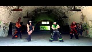 getlinkyoutube.com-[X]-Rx - Stage 2 (Industrial dance) pres. by Cyber X-tronic
