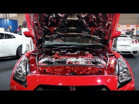 Tokyo Auto Salon 2011 - Car Highlights Part 2