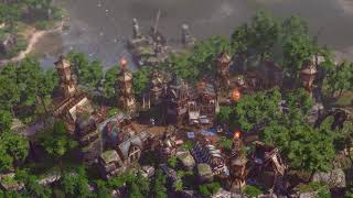 SpellForce 3 - The Elves Gameplay Trailer