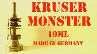 KRUSER MONSTER 10ML - Twisted Coil
