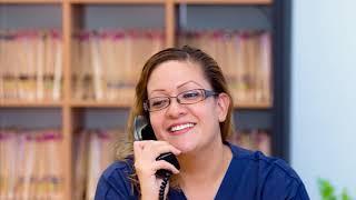 Entrevista al Dr. Huber Benitez sobre el curso de asistencia médica en el St. Luke's College.