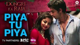 Piya Tu Piya - Dongri Ka Raja   Gashmir Mahajani & Reecha Sinha   Arijit Singh & Chinmayi Sripada