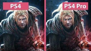getlinkyoutube.com-4K UHD | Nioh – PS4 vs. PS4 Pro 4K Mode Graphics Comparison
