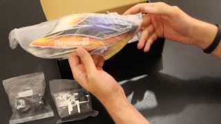 getlinkyoutube.com-Align T-Rex 450 Pro DFC Unboxing