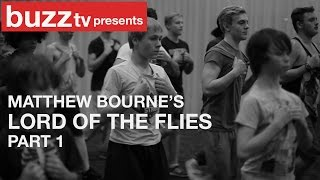 getlinkyoutube.com-Matthew Bourne's - Lord of the Flies Documentary (Part 1)