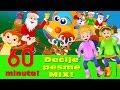 Dečije pesme MIX - Jaccoled žurka! 60 minuta | Točkovi autobusa, Porodica Prstići NG, Zima, zima