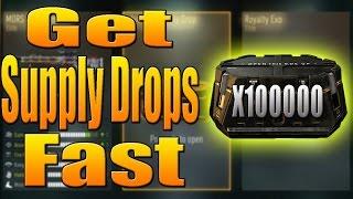 getlinkyoutube.com-Fastest Way To Get Supply Drops (How Supply Drops REALLY Work)  CoD Advanced Warfare