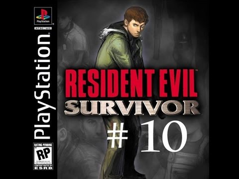 Resident Evil Survivor (PS1) Walkthrough part 10.
