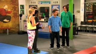 getlinkyoutube.com-Clip - Gabby's Gold - Kickin' It - Disney XD Official