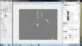 getlinkyoutube.com-How to Make a Beautiful Multi-Layered Stencil Design in Less Than 10 Minutes