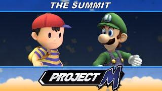getlinkyoutube.com-Summit - Eltrion (Ness) vs. Mangachu (Luigi) - Project M