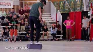 getlinkyoutube.com-The World Round Up 2013 - Freestyle Skateboard Competition