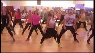 getlinkyoutube.com-Daddy- PSY - ZUMBA® Original Choreography
