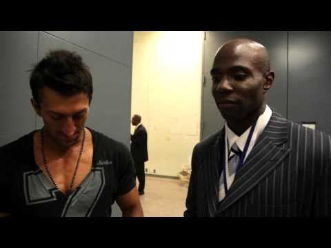 WBFF 2010 - Interview with Artus Shakur, Obi Obadike and Jonathan Joseph