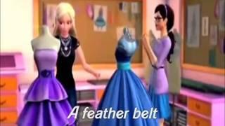 getlinkyoutube.com-(HD) Life Is A Fairytale (Lyrics) - Barbie™: A Fashion Fairytale