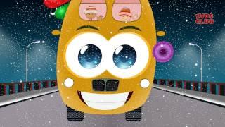 getlinkyoutube.com-The Wheels On The Bus - Popular #RhymesForKids I Nursery Rhymes I Fun Children Videos
