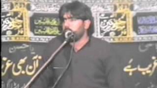 Zakir Rizwan Qayamat Azaan e Ali Akbar at Gharhmraja 1