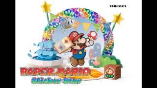 getlinkyoutube.com-Rugged Road - Paper Mario: Sticker Star OST