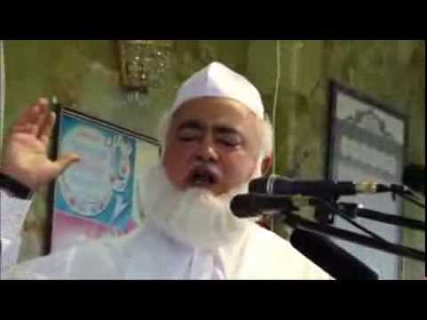 Pir Muhammad Amin Ul Hasnat Shah Speech at Sunni Conference, Ghamgol sharif Central Mosque, UK.