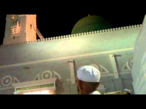One of The Best Tahajjud Azan from Madina Munawwara