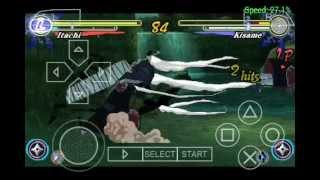 getlinkyoutube.com-Naruto Shippuden - Ultimate Ninja Heroes 3 - Android [PPSSPP]
