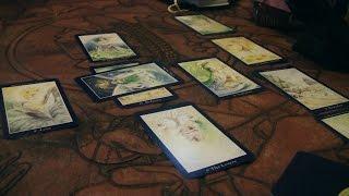 getlinkyoutube.com-Real Life Witch Explains Tarot Cards | Dead Explorer #81