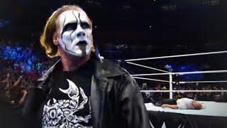 getlinkyoutube.com-Sting's WWE Debut at Survivor Series 2014