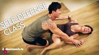 getlinkyoutube.com-Self-Defense Class - It's a Date! EP3