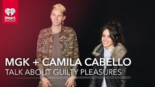 getlinkyoutube.com-Machine Gun Kelly + Camila Cabello Sing Nickelback | Bad Things Interview