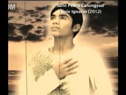Pedro Calungsod young catechist  martyr  and new saint of the Catholic Church