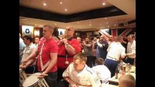 getlinkyoutube.com-New Stevenston Auld Boys Part 1, Airdrie Cultural Day 19th May 2012