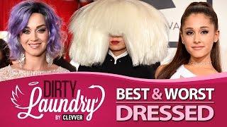 getlinkyoutube.com-Best & Worst Dressed Grammys 2015 - Dirty Laundry