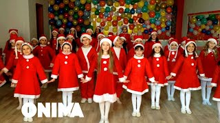 getlinkyoutube.com-Merry Christmas Dance - Jingle Bells 2016