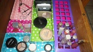 getlinkyoutube.com-organizador de cosméticos para cajon