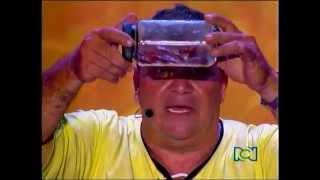Colombia tiene talento - Hombre que Come cucarachas