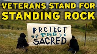 getlinkyoutube.com-Why Are 2,000 Veterans 'Standing with Standing Rock' At The Dakota Access Pipeline?