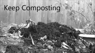 Trench Composting and Double Digging