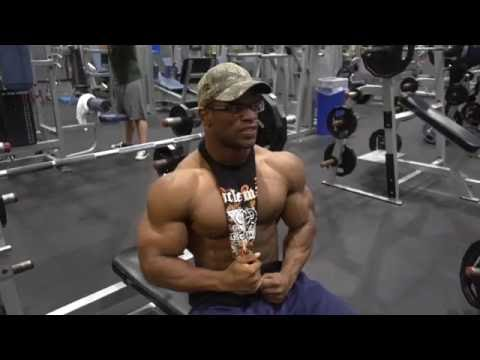 Beast!! Full body workout- Donte Franklin