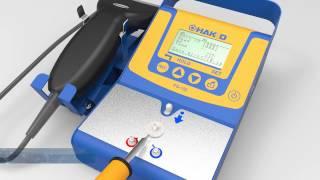 HAKKO FG-102; an innovation in tip temperature control