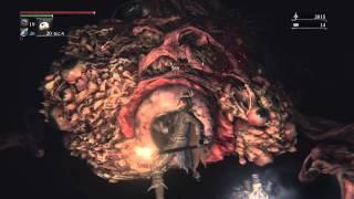 getlinkyoutube.com-PS4 Bloodborne ブラッドボーン 月のカレル文字 3つ目!