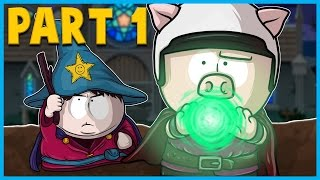 getlinkyoutube.com-SOUTH PARK: THE STICK OF TRUTH - GAMEPLAY - PART 1 w/ I AM WILDCAT