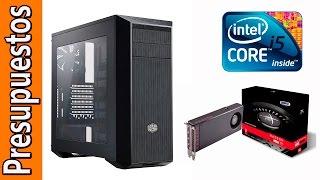 getlinkyoutube.com-Presupuesto PC gaming con RX 480 Juega FULL HD todo en ultra por 1000